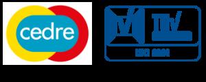 Logo ISO 9001 CEDRE